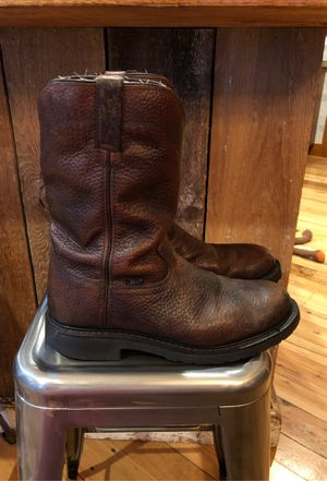 Men's Justin Boots for Sale in Maple Valley, WA