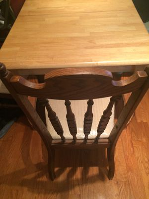 Great condition extended dining table for Sale in Annandale, VA