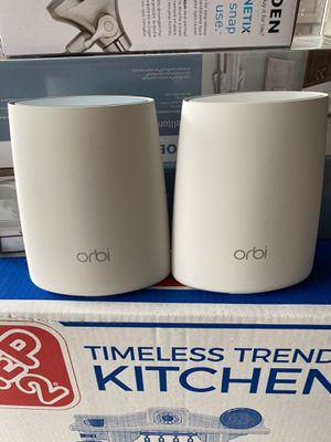 Orbi Mesh WiFi RBR40 for Sale in Hialeah, FL