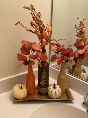 Fall and Thanksgiving Decorative Set for Sale in Pooler, GA