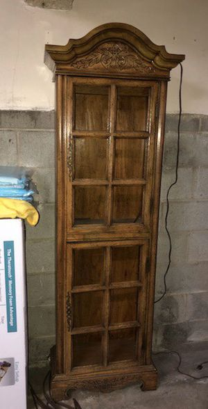 Antique cabinet for Sale in Glendale, CA