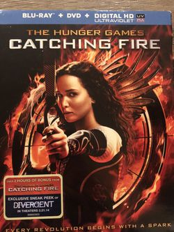 The Hunger Games (Catching Fire) for Sale in Boise,  ID