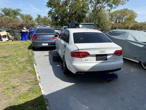 2011 Audi A4 part out for Sale in Fontana, CA