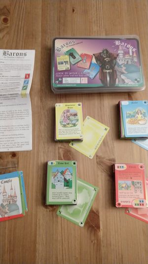 Barons (card game) for Sale in Laurel, MD
