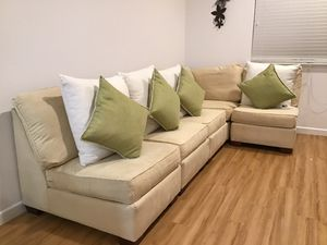 Sofa set and bar stools for Sale in Milpitas, CA