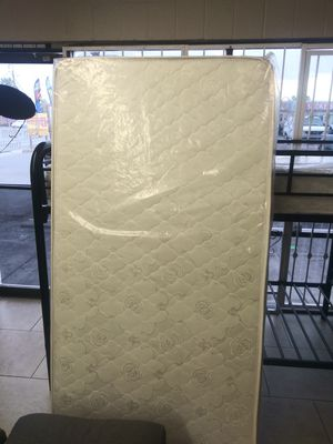 Twin mattress $89 set mattress and box spring $119 for Sale in North Las Vegas, NV