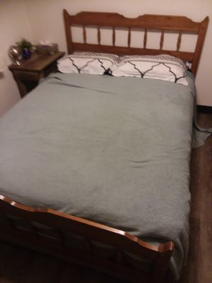 Full size Bed for Sale in East Wenatchee, WA