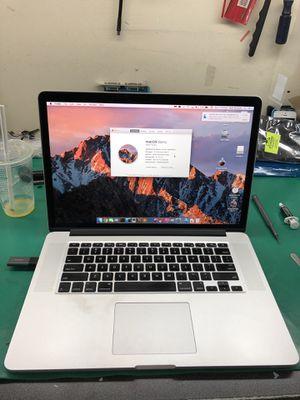 "MacBook Pro 15"" | 2015 | i7 2.2 | 16GB ram | 256GB SSD for Sale in Hallandale Beach, FL"