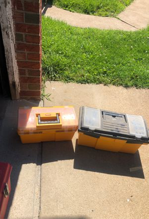 2 tool box for Sale in St. Louis, MO