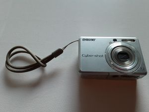 Sony Cyber Shot Digital Camera $75 O.B.O. for Sale in Humble, TX