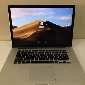 "MacBook Pro 15"" Retina i7 16gb 2014 for Sale in Los Angeles, CA"