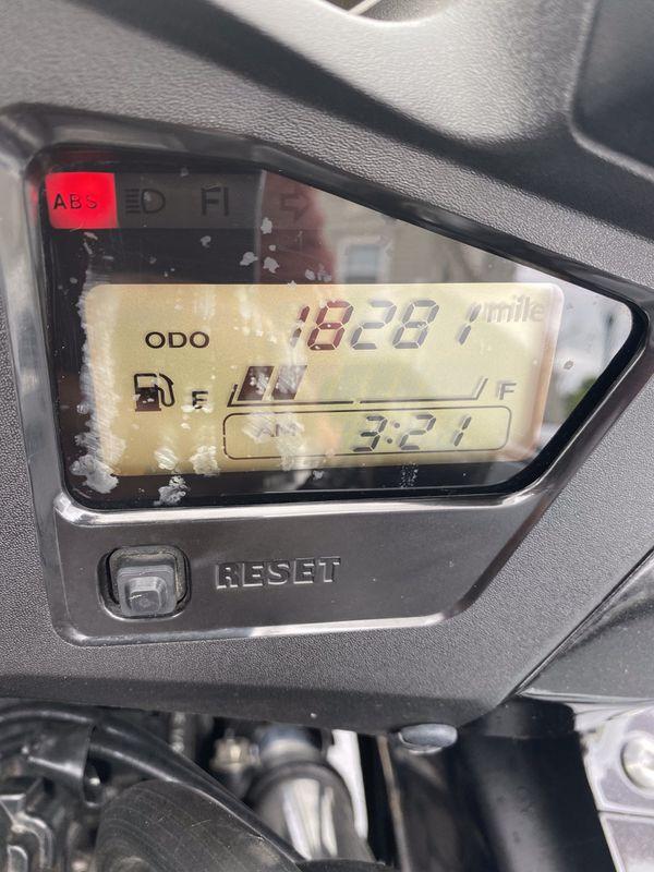 2006 Honda VFR 800