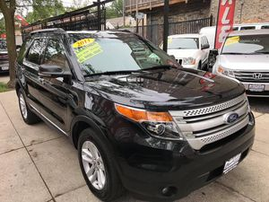 2011 ford explorer leather 3 rd seat really clean for Sale in Chicago, IL