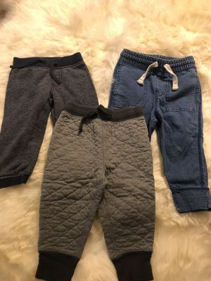 Gymboree & BabyGap joggers size 18-24m for Sale in Bakersfield, CA