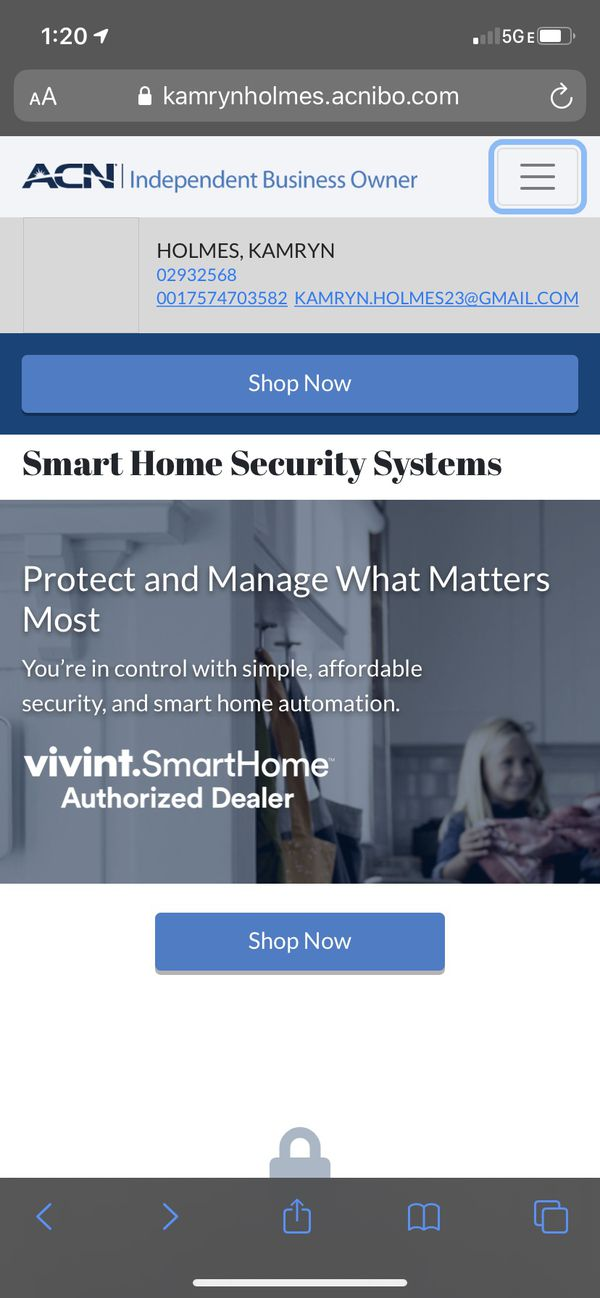 Secure your home today with Vivint.SmartHome Security!