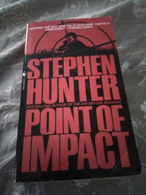 Stephen Hunter point of impact for Sale in Newnan, GA