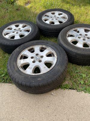 Rim & Tires Came Off Honda Odyssey for Sale in Morton Grove, IL
