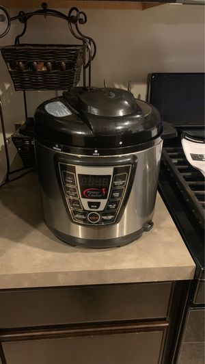 Power cooker for Sale in Spanaway, WA