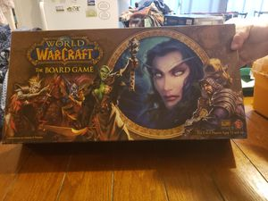 World of Warcraft Board game for Sale in Eddington, PA