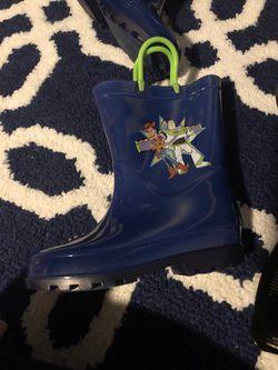 Kid size rain boots for Sale in Beltsville,  MD