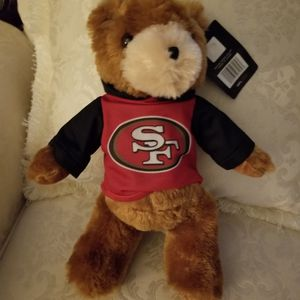 49ers Teddy Bears for Sale in Pinole, CA