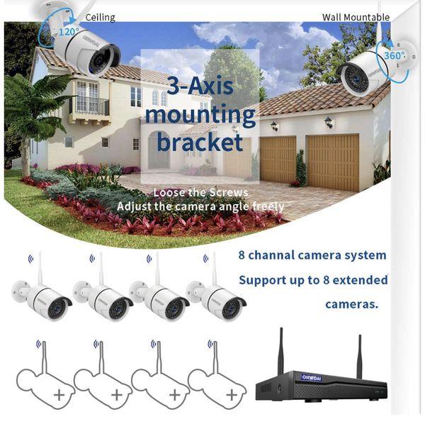Brand new wireless security system