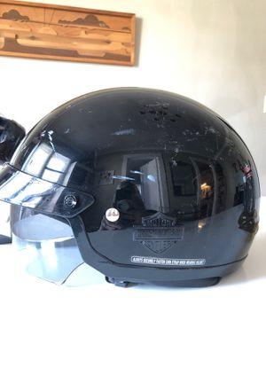 Harley Davidson motorcycle helmet for Sale in Lakewood, OH