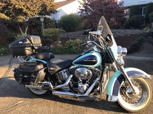 2002 Harley Davidson Heritage Softail Classic for Sale in Vancouver, WA