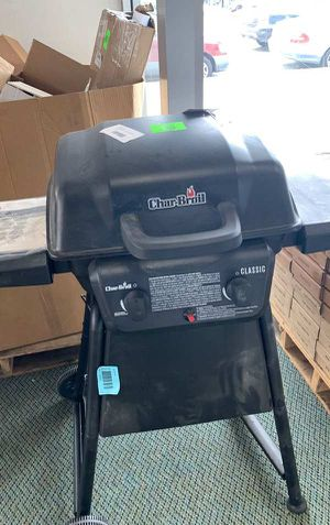 Brand New Char-Broil Double Burner BBQ Grill MWKH for Sale in Torrance, CA