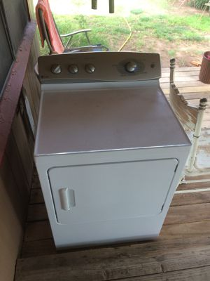 Dryer for Sale in Tuscola, TX