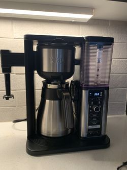 Ninja coffee maker with frother for Sale in Troutdale,  OR