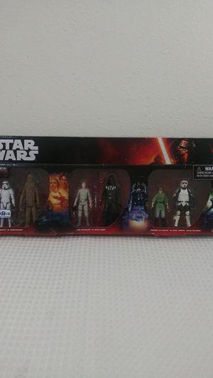Star wars collectable figures for Sale in Hemet, CA