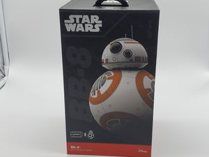 Star Wars Sphero R001 BB-8 App-Enabled Droid with Trainer for Sale in Houston, MS