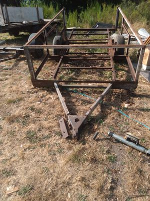 Single axle trailer for Sale in Stayton, OR