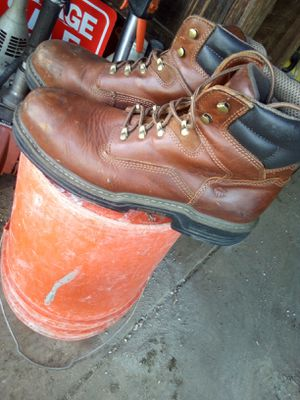 WOLVERINE Steel Toe Working Boots for Sale in Irwindale, CA