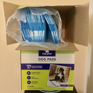Puppy dog pads for Sale in Houston, TX