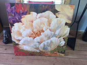 Big Flower art for Sale in Dallas, TX
