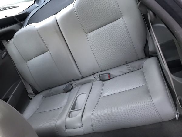 Acura rsx leather seats