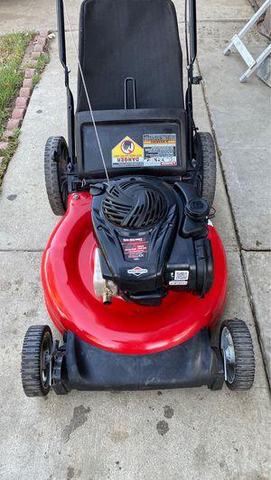 Yard machine lawn mower for Sale in Rialto, CA