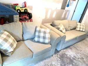 Used, 2 pieces sofa for sale slight used for Sale for sale  Kennesaw, GA