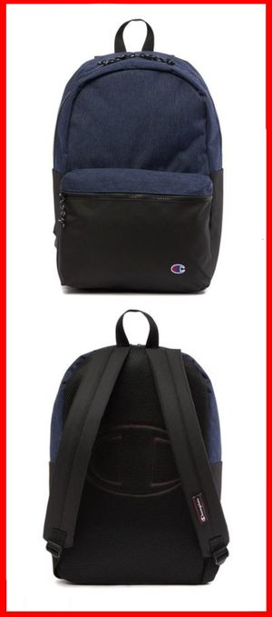 NEW! Champion backpack travel work gym school computer laptop hiking biking bag for Sale in Carson, CA
