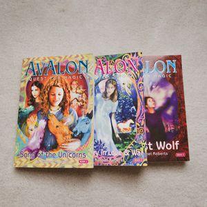 Avalon: Quest for Magic Series for Sale in Centreville, VA