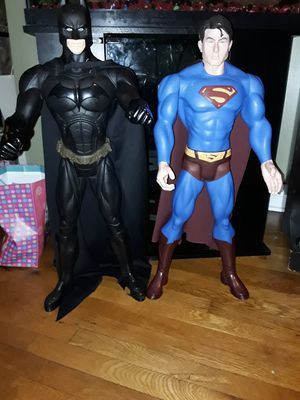 "31"" Batman and Superman DC for Sale in Chicago, IL"