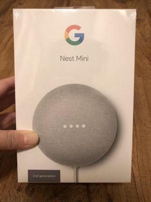 Google Nest Mini - New in Box for Sale in Honolulu, HI