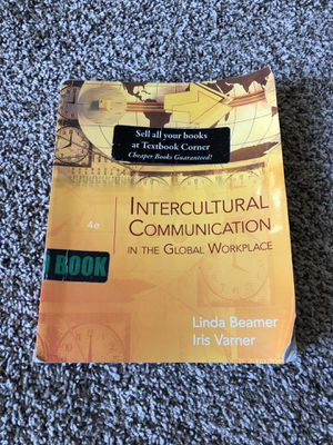 Intercultural Communication in the Global Workplace by Iris Varner; Linda Beamer for Sale in Palm Bay, FL