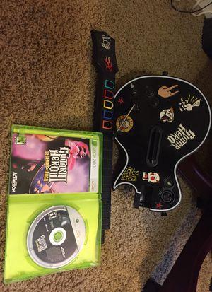 Guitar Hero 3 Legends of Rock Bundle for Sale in Alabaster, AL
