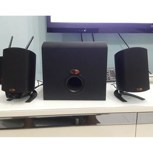 Klipsch ProMedia 2.1 THX Certified Computer Speaker System (Black) for Sale in San Diego, CA