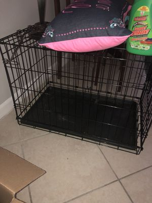 Dog crate for Sale in Lakeland, FL
