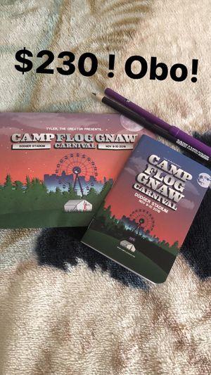 Camp flog gnaw GA pass for Sale in Gardena, CA