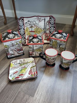 7 Piece Bistro Set for Sale in Kodak, TN